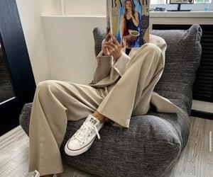 converse, fashion, and magazine image