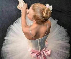 bailarina, belleza, and disciplina image