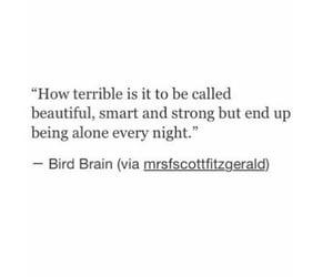 alone, beautiful, and life image