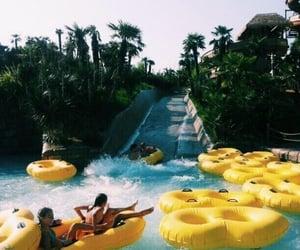 life, pool, and vibes image