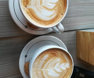 cafe, coffee, and cup of coffee image