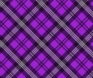 plaid, purple, and wallpapers background image
