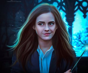 books, hermione, and hermione granger image