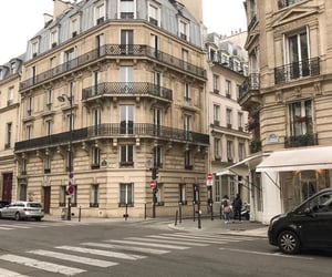 city, aesthetic, and france image