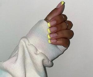 nail, nails, and styles image