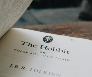 book and the hobbit image