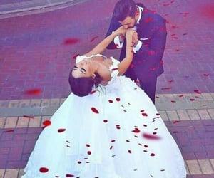 amor, groom, and romances image