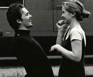 love, before sunrise, and julie delpy image