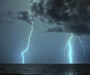 nature and lightning image