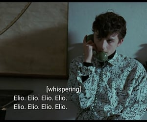 cmbyn, movie, and call me by your name image
