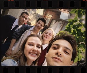 friendship, high school, and series image