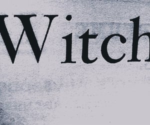 witch, words, and wicca image