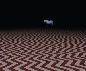 aesthetic, dark, and david lynch image