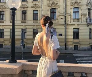 date, dress, and fashion image