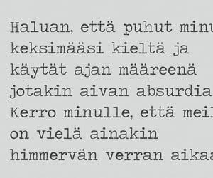 finnish, tumblr, and sanoja image