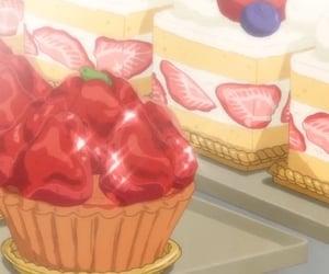 food, anime food, and anime image