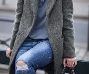 casual, coats, and moda image