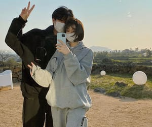 tumblr, ulzzang, and couple korean image