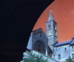 cathedral, church, and steeple image