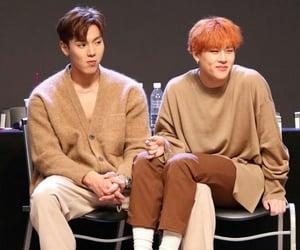 monbébé, shownu, and jooheon image