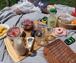 aesthetic, date, and food image