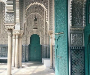 arab, architecture, and islam image