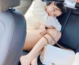 aesthetic, nails, and ้hyomin image
