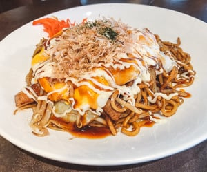 japanese food, noodles, and asian food image
