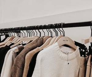 fashion, clothes, and beige image