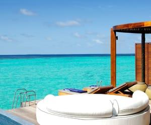 summer, ocean, and luxury image