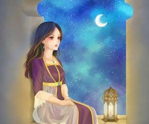 arab, arabian, and character image