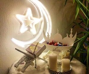 candles, light, and قرآن كريم image