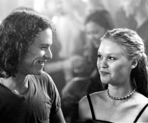 10 things i hate about you, couple, and Julia Stiles image