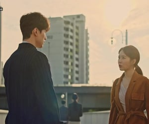 drama, goblin, and korean image