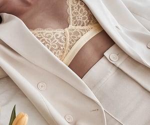 blazer, bralette, and fashion image