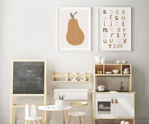 bedroom, home, and children image