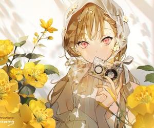 anime, anime girl, and anime art image