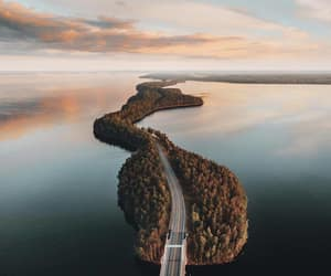 road, travel, and finland image