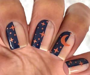 girl, acrilic nails, and nails image