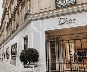 dior, aesthetic, and city image