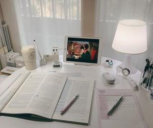 aesthetics, school, and study image