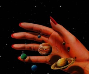 space, art, and aesthetic image