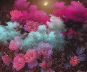flowers, art, and aesthetic image