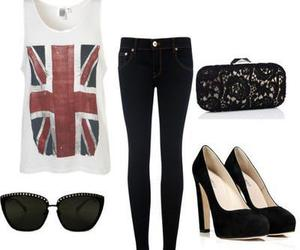 fashion, london, and shoes image