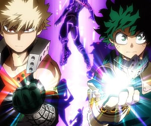 anime, handsome, and my hero academia image