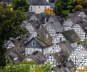17th century, Houses, and architecture image
