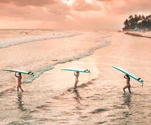 ocean, aesthetic, and beach image