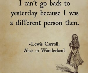 quotes, alice in wonderland, and book image