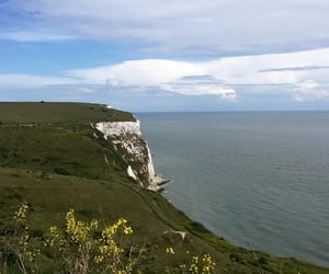 canterbury, london, and white cliffs of dover image