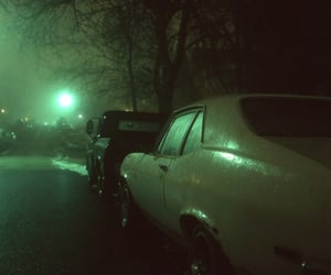 foggy, Late, and medium format image